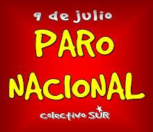 PARO NACIONAL 09-07-2008