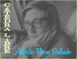 Cátedra Libre Alberto Flores Galindo