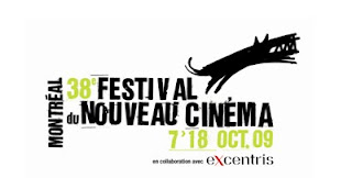 Logo of the Festival du nouveau cinéma