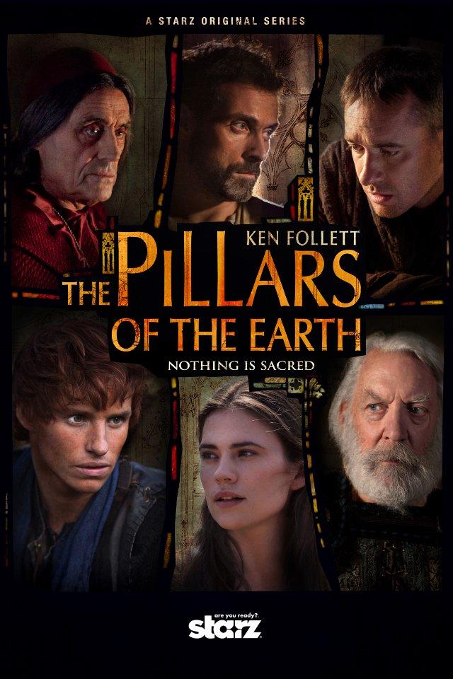 the pillars of the earth The Pillars Of  The Hearth   1ª Temporada   Episódio 6   RMVB Legendado