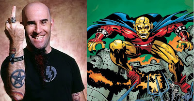 "Scott Ian of Anthrax to write DC Comic's ""Etrigan the Demon"""