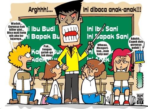 Hakikat seorang guru