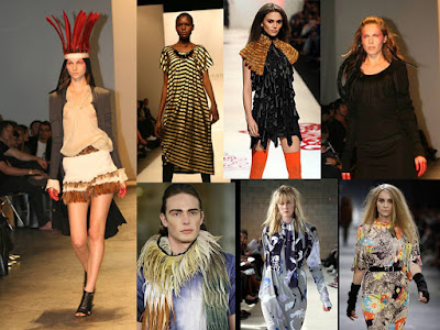 Latest Fashion Trends 2008 on Air New Zealand Fashion Week  Anzfw  2008   Trends In A Nutshell