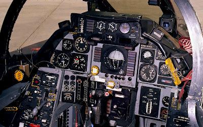 F 14 Tomcat Cockpit Free Widescreen Wallpa...