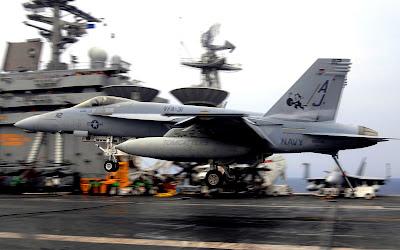 F 18 Super Hornet Wallpaper Free Widescreen Wallpapers: Super Hornet Carrier Landing 1680 x 1050 ...