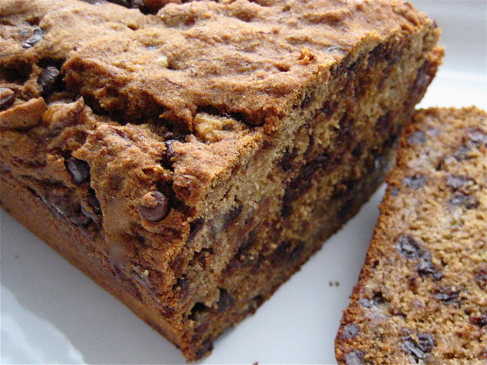 The Organic Dollar: Gluten Free, Dairy free Banana Bread