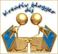 Kreatív blogger díjat kaptam :)