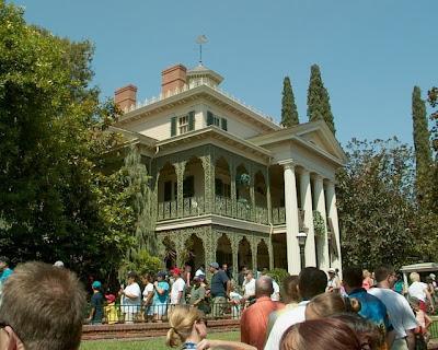 disneyland california castle. Haunted Mansion at Disneyland,
