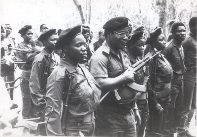 renamo fighters