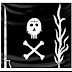 Banderas piratas en las guerras carlistas