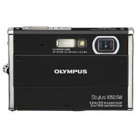 Olympus Stylus 1050SW 10.1MP Digital Camera with 3x Optical Zoom