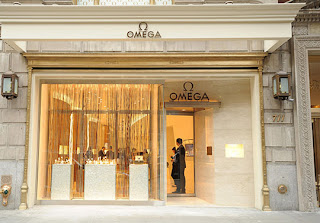 omega store opens in nyc