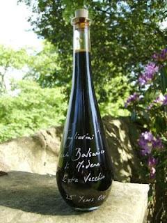 demijohn balsamic vinegar