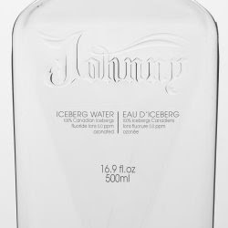 johnny water canadian iceberg water