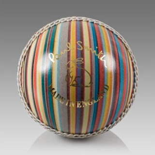 paul smith cricket ball