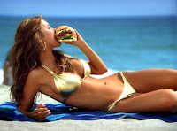 audrina patridge carl's jr commercial