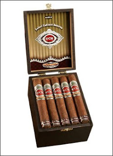 alec bradley select cabinet reserve scr cigars