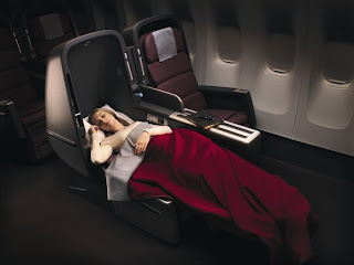 quantus business class fare