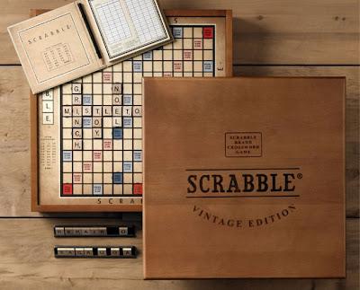scrabble vintage edition
