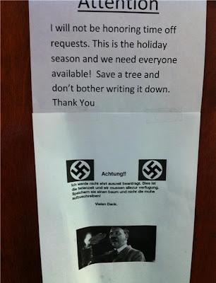 vacation nazi
