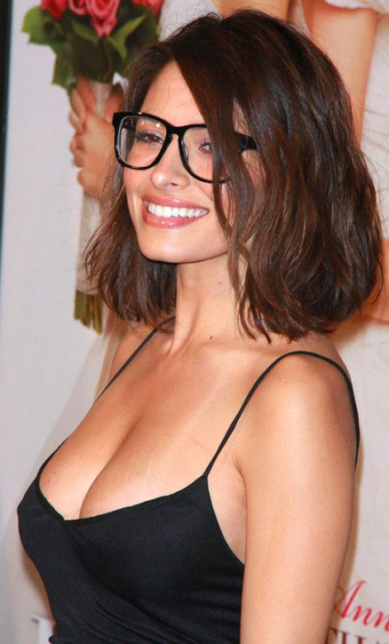 Busty Glasses 43