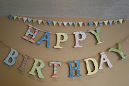 Easy Peasy Birthday Banner