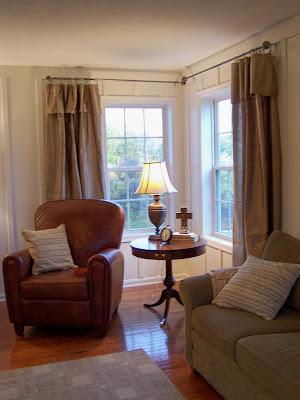 Room Remix Best Decorating Corner Window Treatments And Other Corner Inspiration