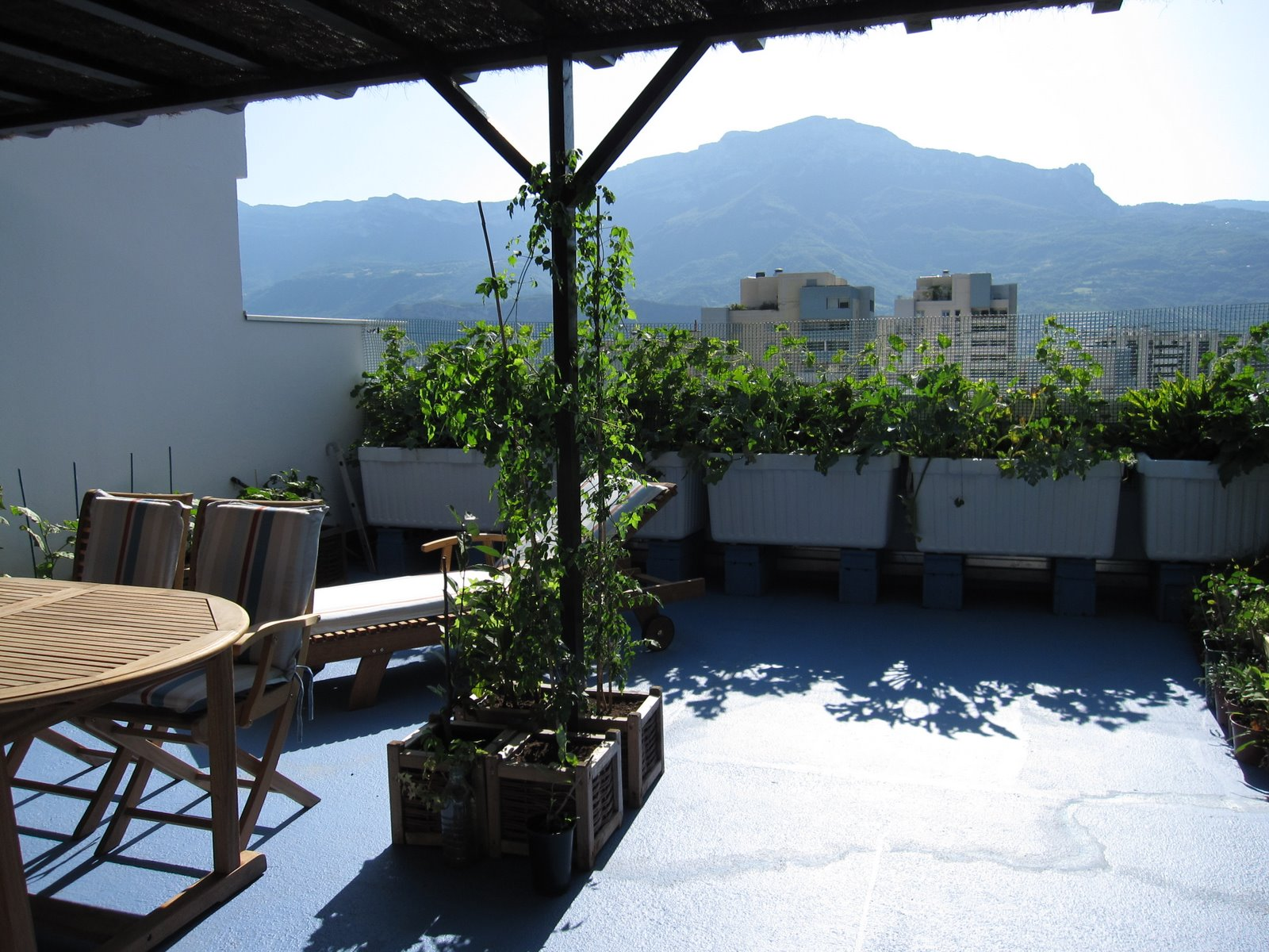 A vendre appartement terrase en duplex 15 me etage - Location appartement meuble grenoble particulier ...