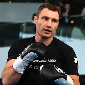 Klitschko thrashes Johnson