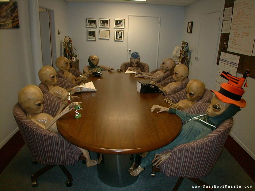 meeting with aliens Aliens have long been a subject of speculation and a pillar of science-fiction, so i set to wondering, if the game-makers finally decide to bring them what would we like them to be.