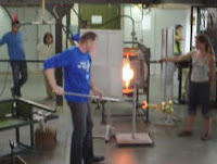 Glass making course