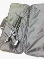 APSカップ公式認定競技銃の精密射撃KSC GP100用にガンケースを買った。