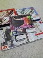 MadonnaのHung Upが聞きたくての巻。