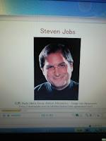 サイバー大学オープンキャンパス授業体験でSteven Jobsの巻。