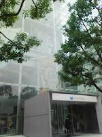 Apple Store Fifth Avenueのような霞ヶ関にある新生銀行の巻。