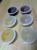 シャトレーゼ「フルーツのジュレ」南アルプス天然水仕込を食べた感想。