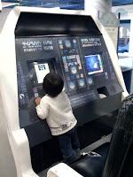 越谷市児童館コスモスへ遊びに行ってきた。