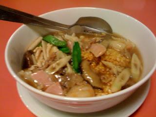 越谷市中国料理翡翠(ひすい)のおこげ