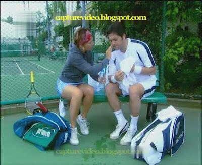 hülya avşar tenis