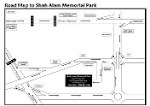 Map to Nirvana Shah Alam Memorial Park