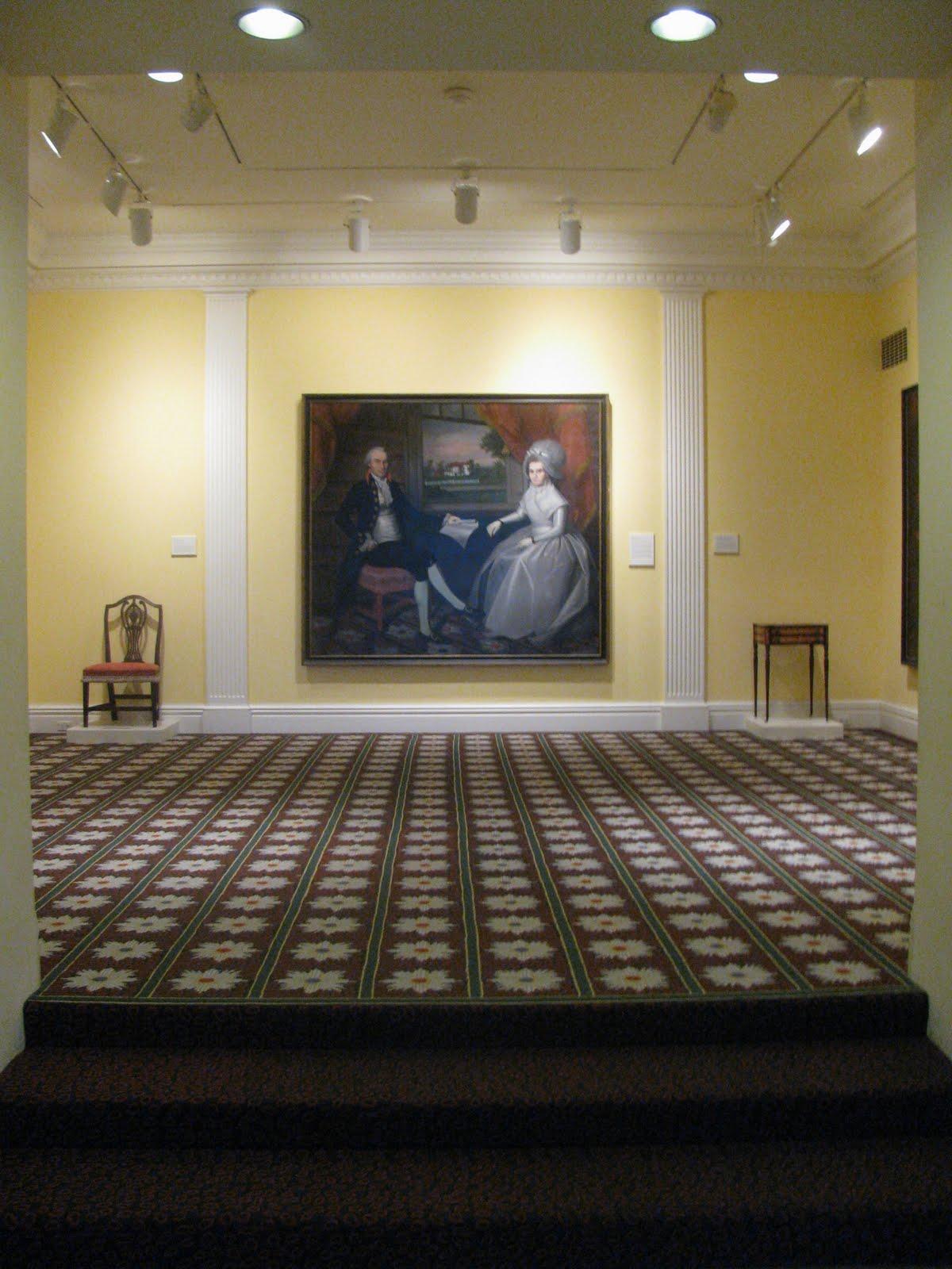 the 18th century american room