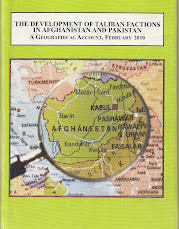 DEVELOPMENT OF TALIBAN FACTIONS IN AFGHANISTAN AND PAKISTAN