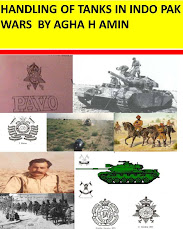 HANDLING OF TANKS IN INDO PAK WAR