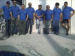 Algum do pessoal que foi há maratona do centro a representar o clube de btt do Juncal…