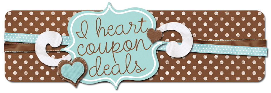 I Heart Coupon Deals!