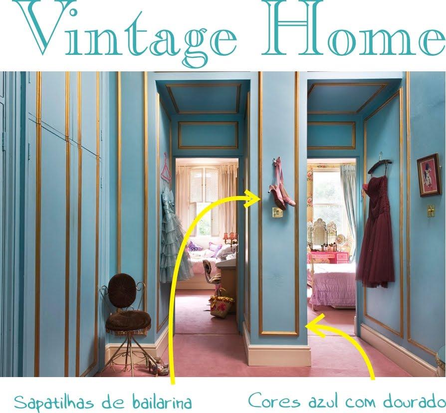 My cherry world casa estilo vintage for Casas estilo vintage