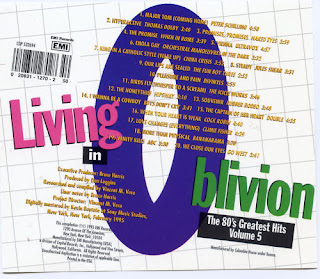 Living In Oblivion : The 80's Greatest Hits # 5