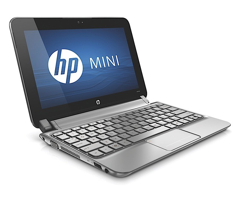 New Netbook Hp Mini 210 With Dual Core Processors