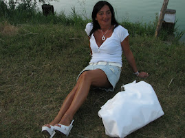 Sulle sponde del lago