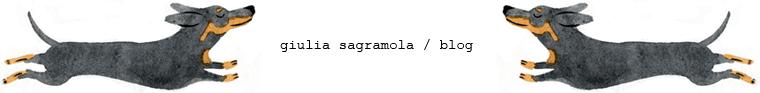 giulia sagramola / blog